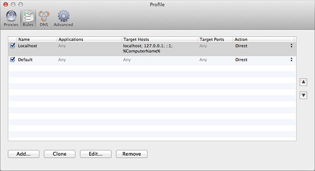 proxifier mac full