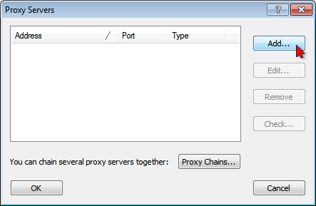 Free Proxy Servers List - Idcloak