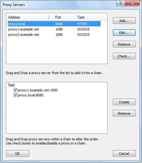 Proxy list for proxifier